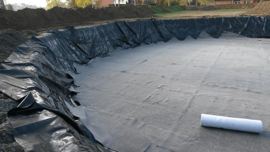 Leckerkennungsfolie Biogas