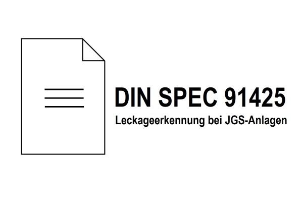 Leckageerkennung nach DIN SPEC 91425