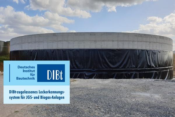"""""""Lücke Leckerkennung 150+"""" mit DIBt-Zulassung"""