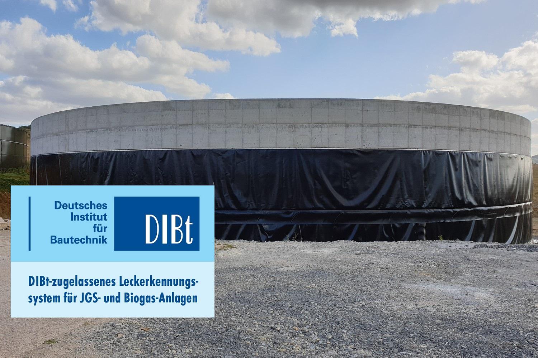 Lücke Leckerkennung 150+® mit DIBt-Zulassung